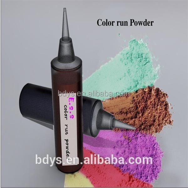 non toxique couleur poudre pour couleur run 100 poudre alimentaire en clbrez pour les parties - Poudre Color Run