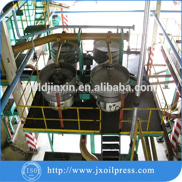 15 tons per hour cost of palm oil extracting machine of China Henen