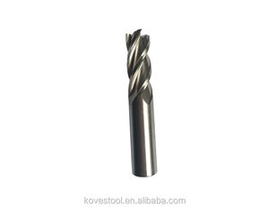 metal cutting tools end mill cutter aluminum cutting