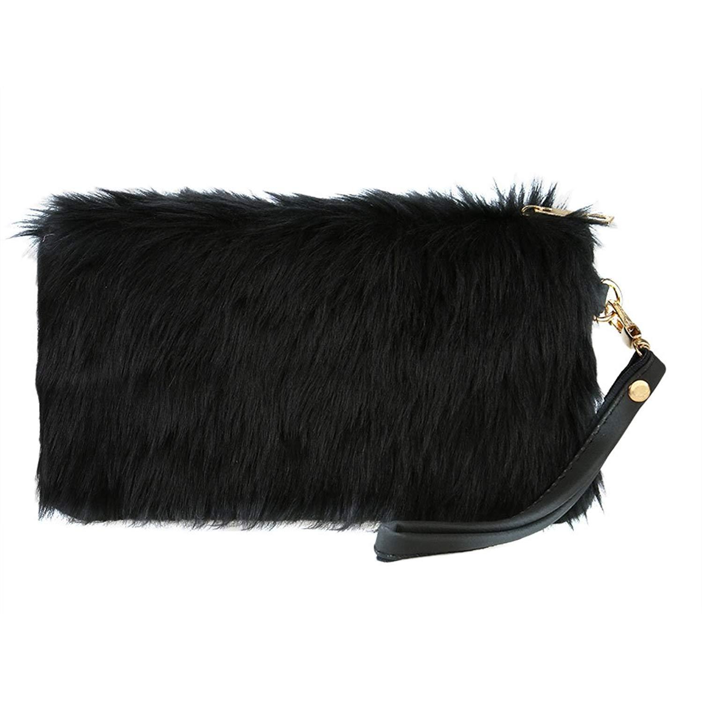 6fbd67806d Cheap Faux Fur Clutch, find Faux Fur Clutch deals on line at Alibaba.com