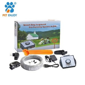 2018 Amazon Hot Sell Outdoor Underground pet safety electronic dog traced yard fence system