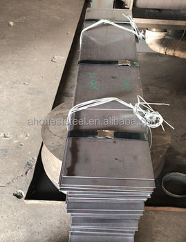 stainless steel sheets W.-Nr. 1.4125 ( DIN X105CrMo17 )