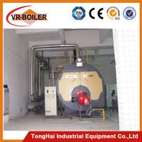 10 bar pressure design gas boiler