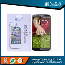 matte anti-glare lcd tv screen protector for LG G2