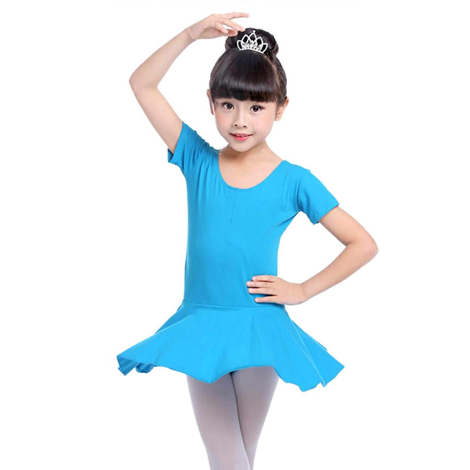 f21c5a5b3d91 Cheap Black Skirted Leotard