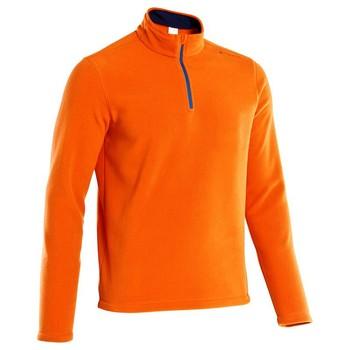 half Buy polyester Herren Langarm Winterjacke Jacke Jacke Winterjacke herren Fleece Half Zip Jacke dCWroBeQxE
