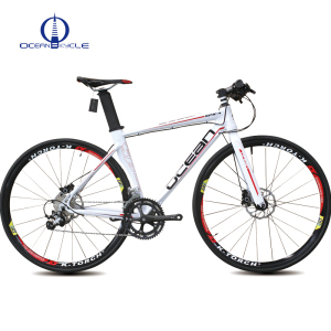 6061 alloy bike rims Road bike Aluminum alloy 18 speed City women bike