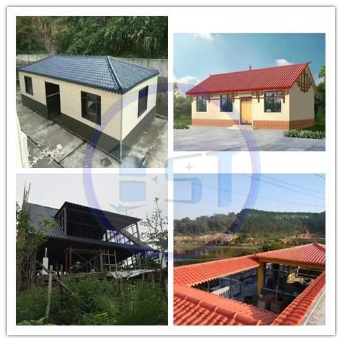 Extrusion Life Span Corrugated Plastic Pvc Roof Panel