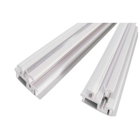 new product Extruded Pvc Soft And Hard Plastic Strip Profile