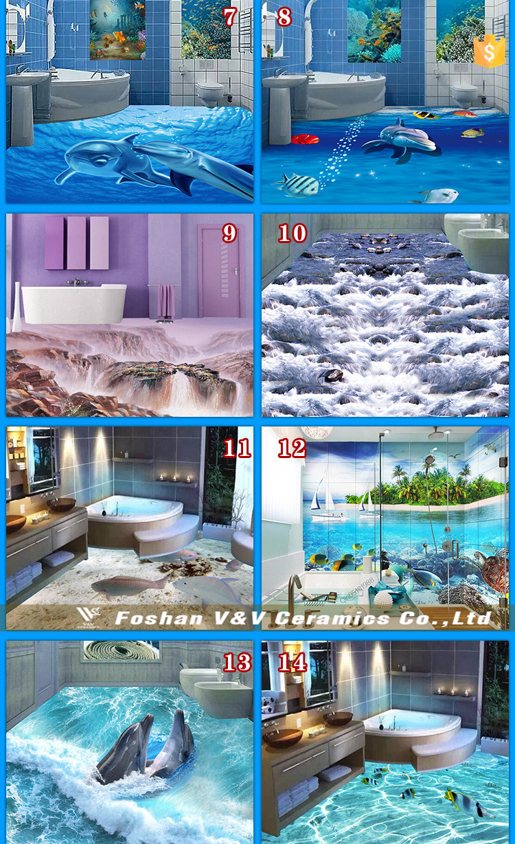 house plans 3d ceramic tiles,3d wall and floor tile for bathroom