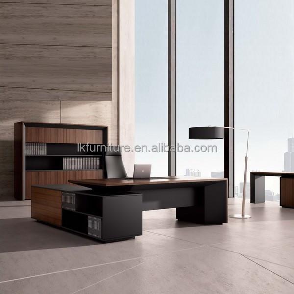 Melamina moderno acabado escritorio ejecutivo oficina clásico ...