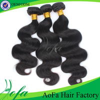 Hot sale loose wave style Aofa alibaba hair extensions