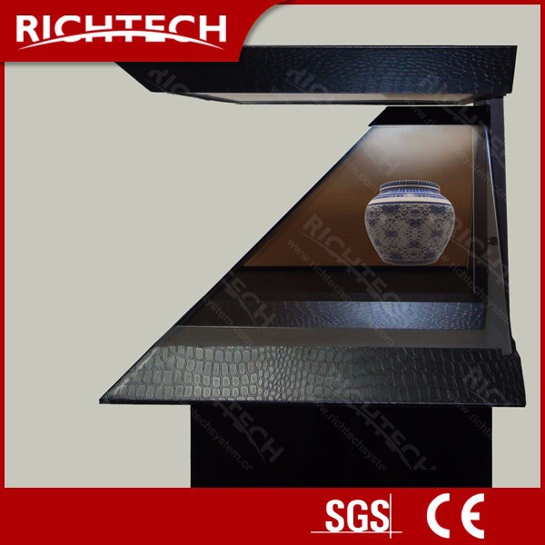Richtech all-in-one 3D showcase levitating platform with HD resolution