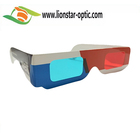 March Promotional 10% Off , Custom Brand Paper 3D Glasses Red&Blue 3D Glasses Paper Anaglyph Glasses Wholesale