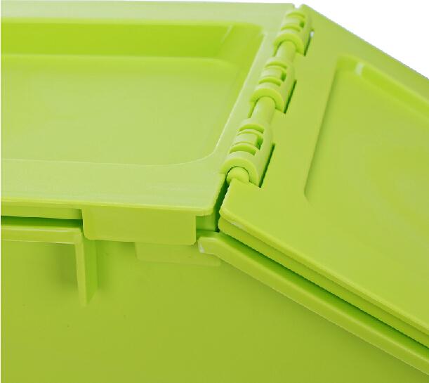 personnalis bo te de rangement en plastique avec couvercle bo tes caisses de rangement id de. Black Bedroom Furniture Sets. Home Design Ideas