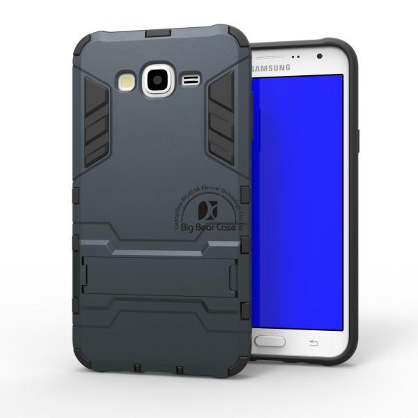 Factory Iron Bear Hybrid Case Cover For Samsung Galaxy J7