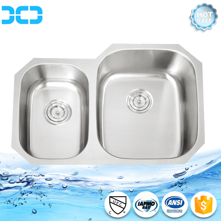 double drainer stainless steel kitchen sink double drainer stainless steel kitchen sink suppliers and manufacturers at alibabacom. beautiful ideas. Home Design Ideas
