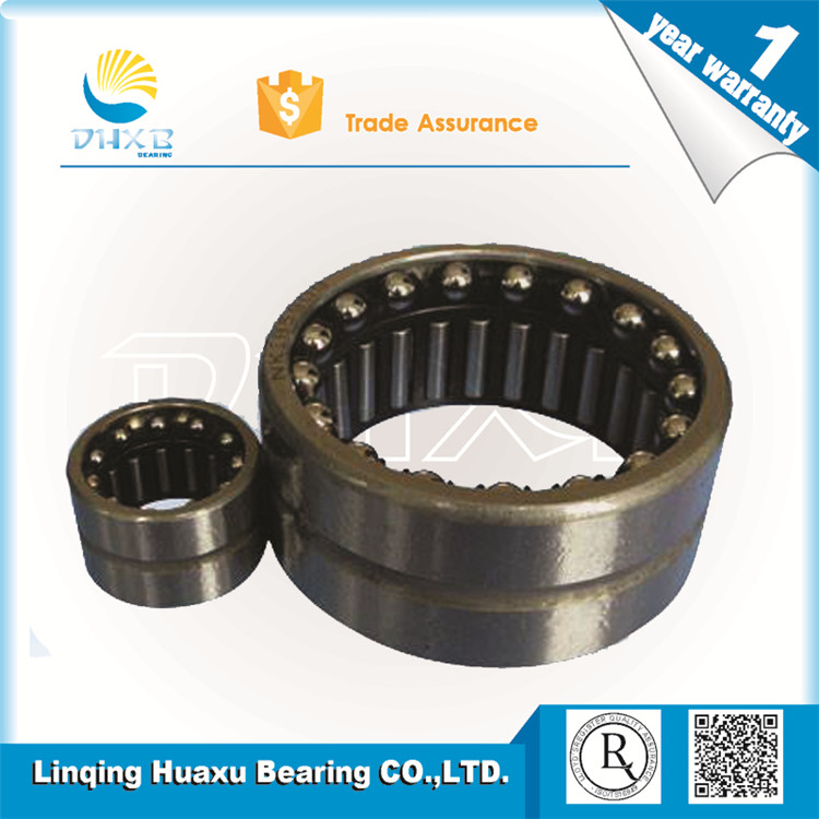 combined radial thrust bearing NKX70 NKX170Z needle bearing for drill sleeve
