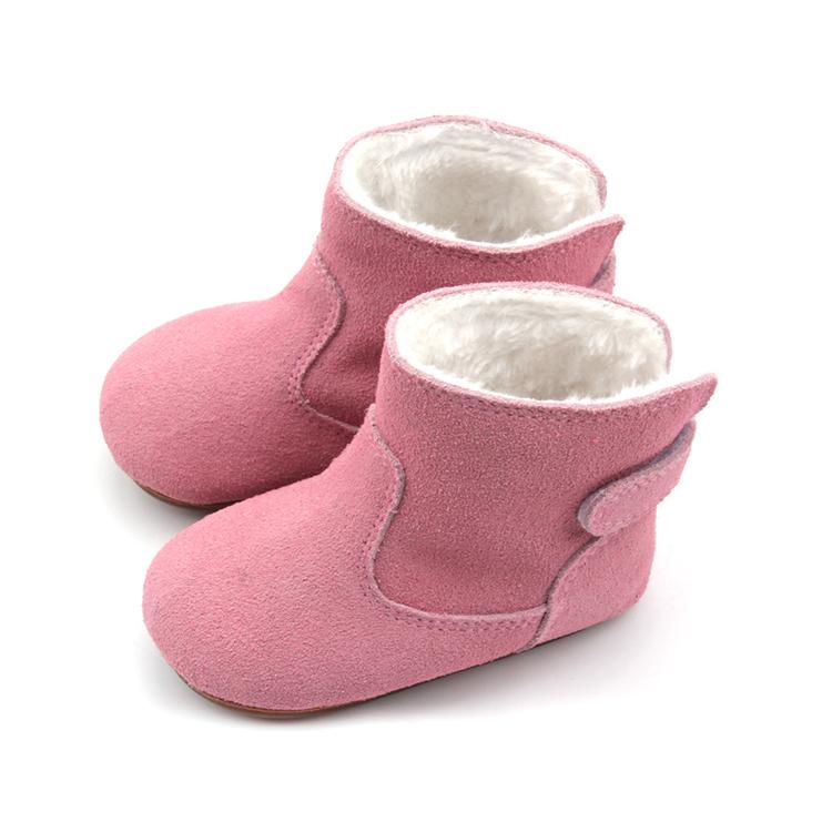 Baby Girls Fancy Casual Warn Boots Baby