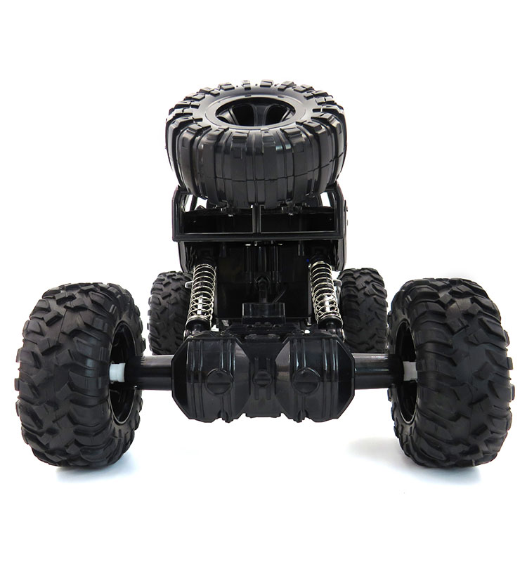 6. 6026E_Silver_2.4G_4WD_Off-Road_Buggy_Rc_Climbing_Car_Remote_Control_Alloy_Car