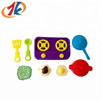 New Product Promotional Toys Kitchen Cooking Play Toy Set For Children