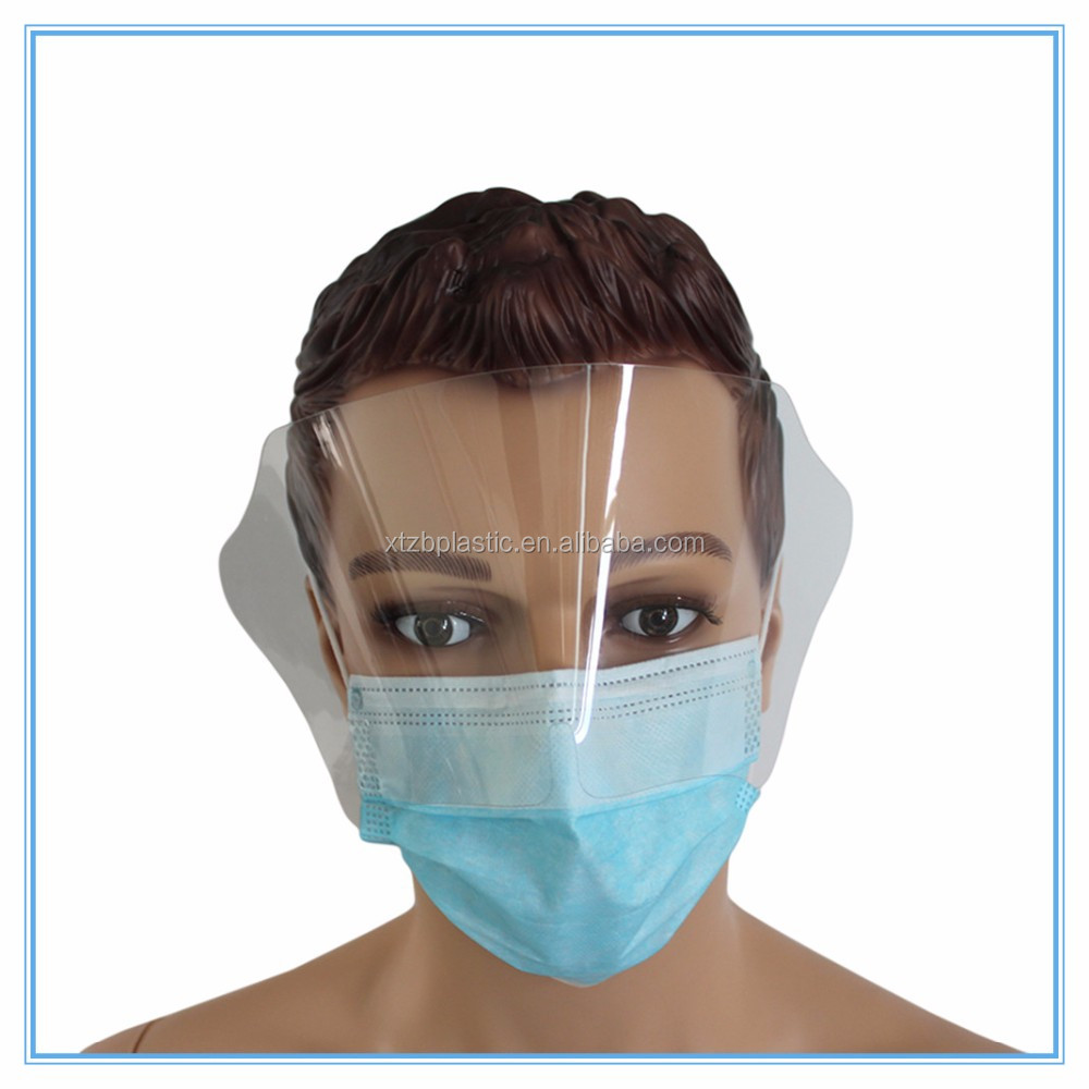 Disposable Protection Surgical Eye - Eyeshield Wear Screen Transparent Buy With Mask Anti-fog Dental