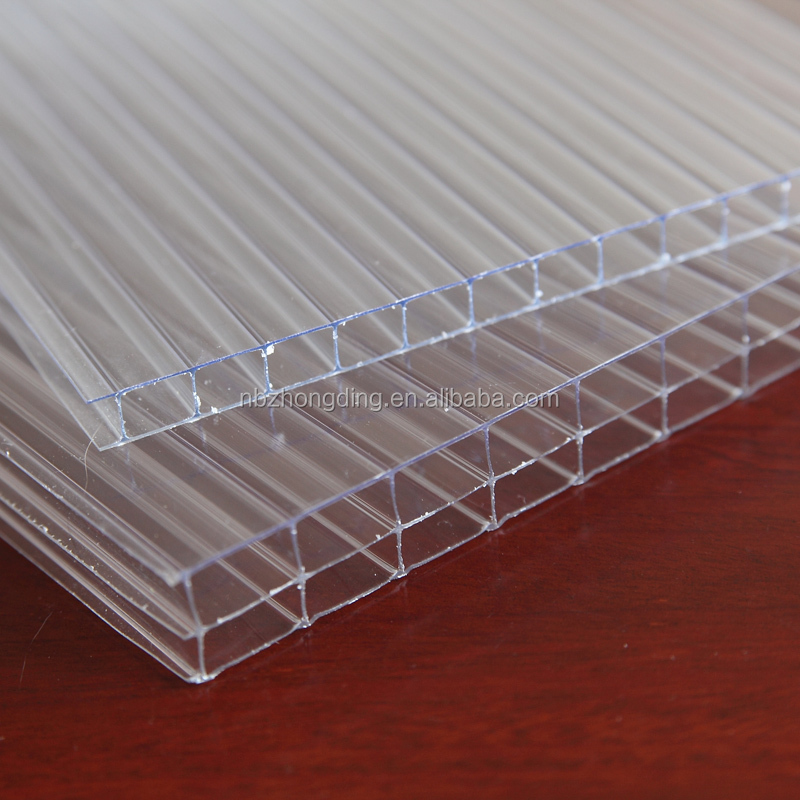 polycarbonate roof panels price malaysia clear plastic roofing triple wall rona canada