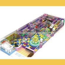 Children Indoor Playground Home Style In China