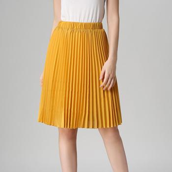 49eb6dc76 2017 Diseño De Moda Occidental Modelos Faldas Largas Plisadas Mujeres - Buy  Faldas Mujer,Falda Boho,Falda Larga Modelos Product on Alibaba.com