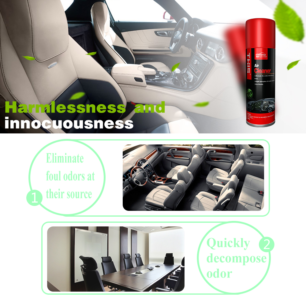 China wholesale Eliminator and Air Purifier spray car odor eliminator