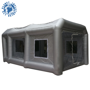 Hot Sale Durable Portable Giant Cabin Paint Inflatable For Sale