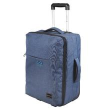 3f5ffc0ca61 Lage Prijs Online Maken uw eigen Poly 300D PU Blauw leisure Schouder Uitje  Luggages met Accessoires