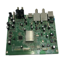 iptv set top box pcb & pcba factory pcb assembly factory oem pcb server