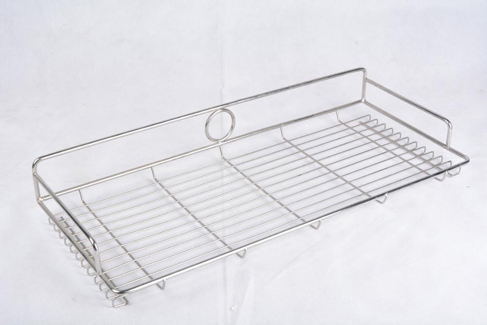 Bathroom hanging rack / shower caddy / shampoo storage corner shelf