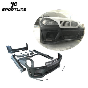 Fiberglass Material HM Wide Style X5 E70 Body Kit for BMW 07-11