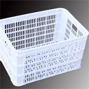 Heavy duty Fruits and Vegetables Reusable Mesh plastic basket