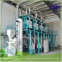 Low price of 10ton/day small scale wheat flour mill plant