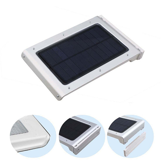 Home and Garden Well Bright Solar power Outdoor Wall Mounted LED Lights