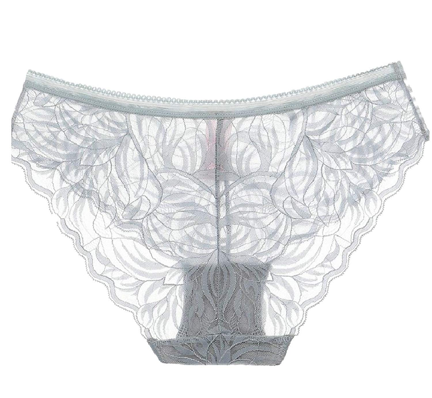 ef0dd45b7e8 Get Quotations · M&S&W Women's Lace Panties Soft Comfortable Lace Underwear  Brief Panties