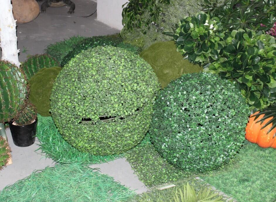40cm Topiary Balls Part - 41: Cheap Price Diameter 40 Cm Artificial Grass Ball Artificial Topiary Ball  For Garden Decoration Plastic Moss Ball - Buy Artificial Topiary Ball,Artificial  ...