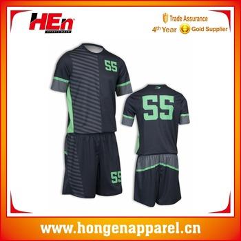 673c32bfbe2 Hongen Apparel Wholesale Custom Youth Soccer Jerseys - Buy Striped ...