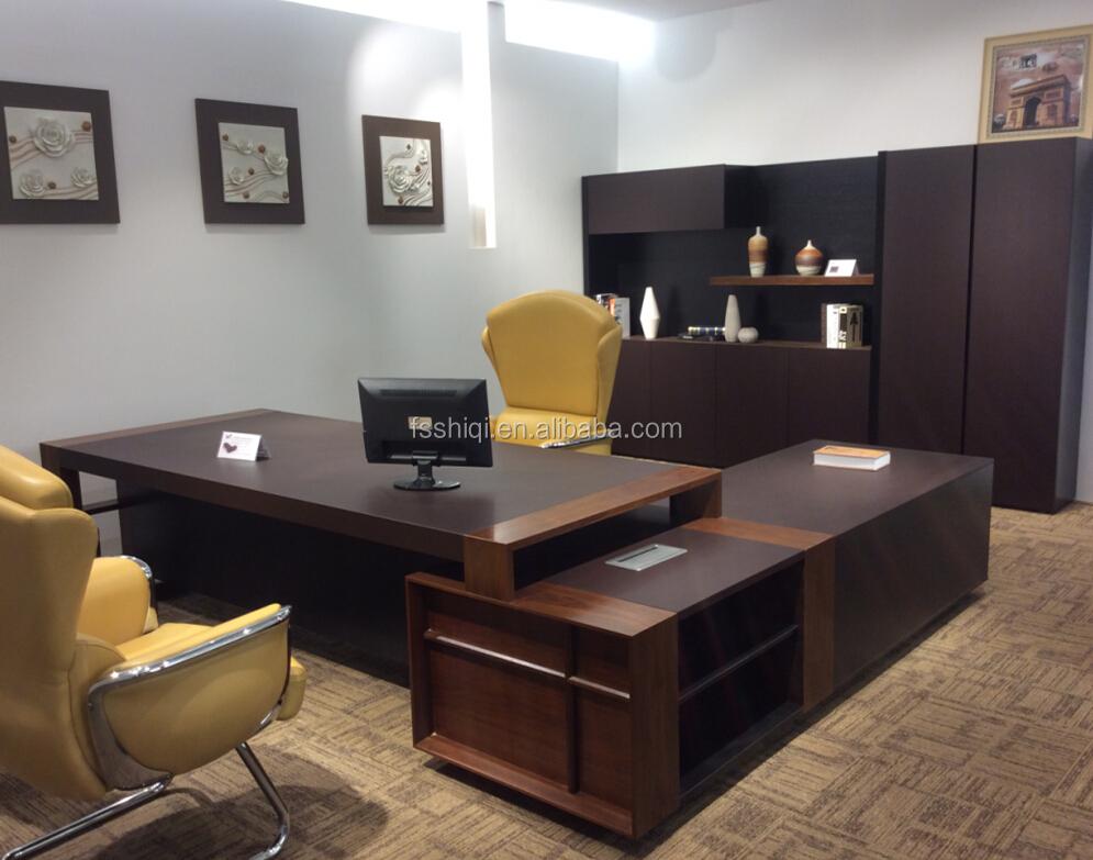 China fabricante venda quente tabela do gerente de for Mobiliario de escritorio fabricantes