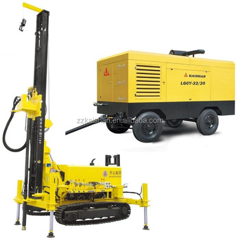 China Supplier Kaishan Air Compressor Drilling Machine 20bar Lgcy ...