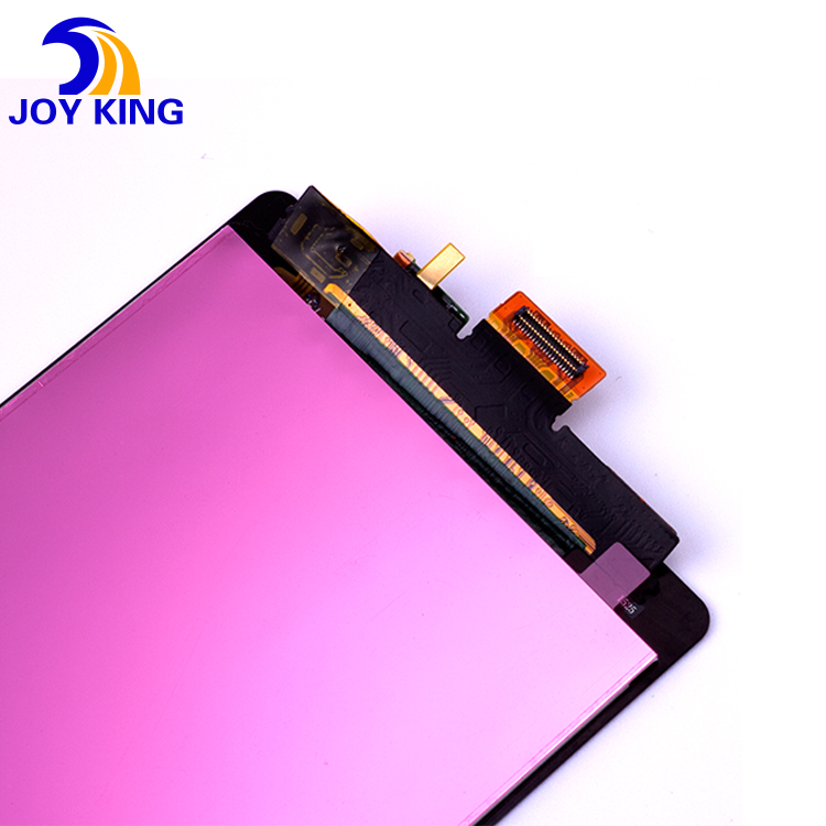 original new lcd touch screen digitizer, mobile phone spare parts for sony xperia z2 lcd digitizer assembly low price