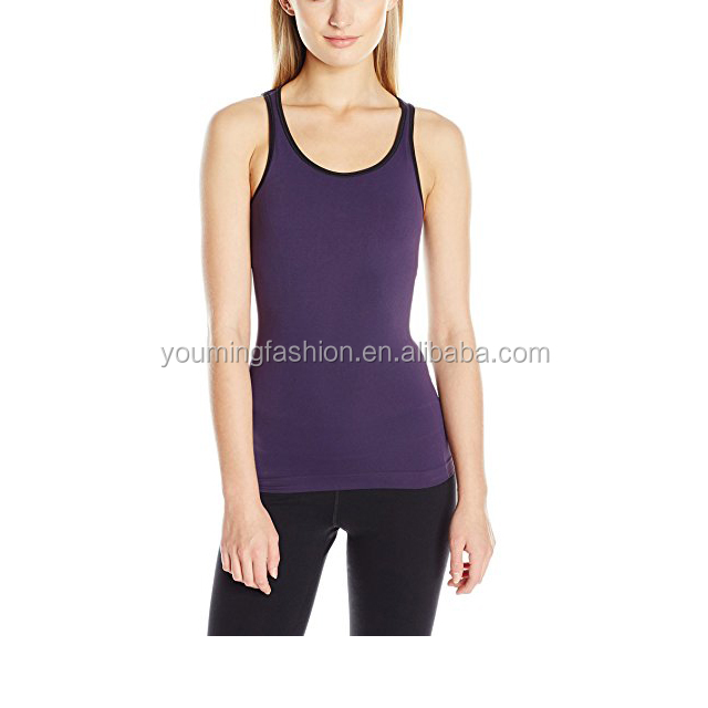 1b8b065801f85 Summer Womens Clothing Popular Sport Workout Dry Fit Wholesale Gym Tank Top