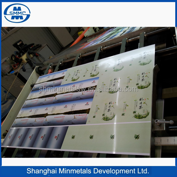 PRINTED TIN PLATE,TINPLATE SHEET