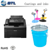 Silicone Printing Ink for printing on silicone keyboard