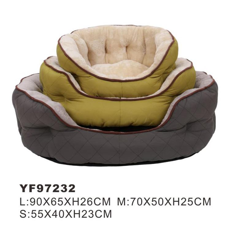 Niedrigen Öffnungs Lounge Wunderbare Plüsch Pet Betten Zubehör