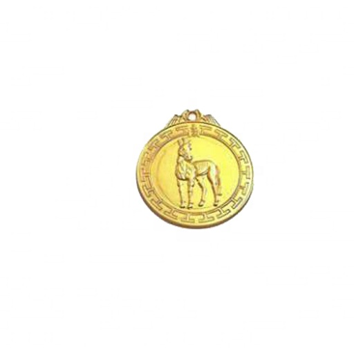 Brand new horse metal medal With Professional Technical Support