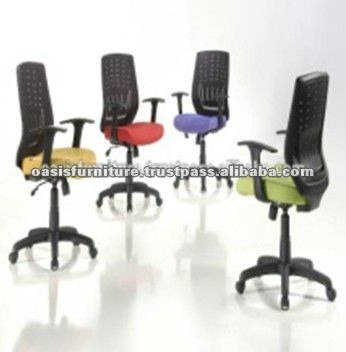 Malaysia OASIS Superb Jojo Managerial Medium Back Chair